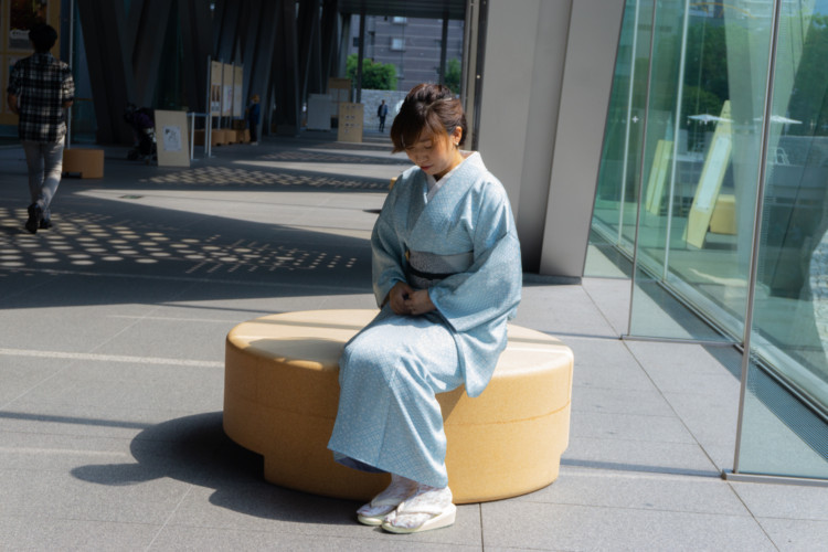 千葉県八千代市着物着付け教室 きものあそび裕